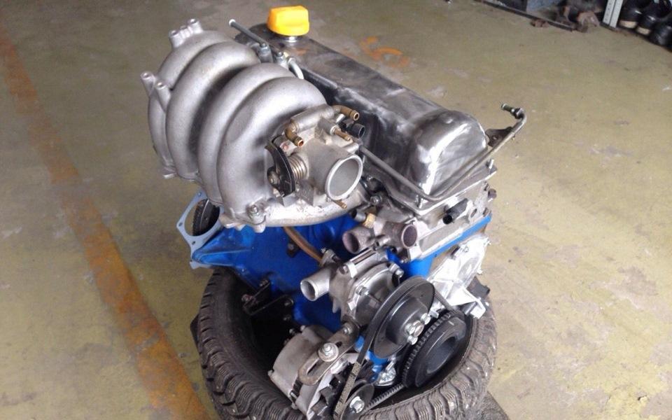 Снятие/установка двигателя
