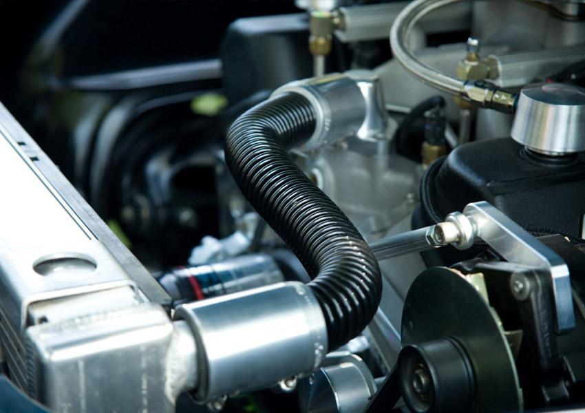 Ремонт и замена системы охлаждения двигателя