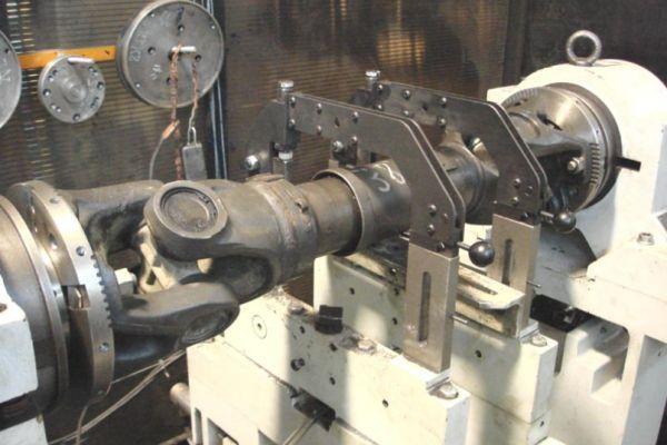 Замена и ремонт карданных валов