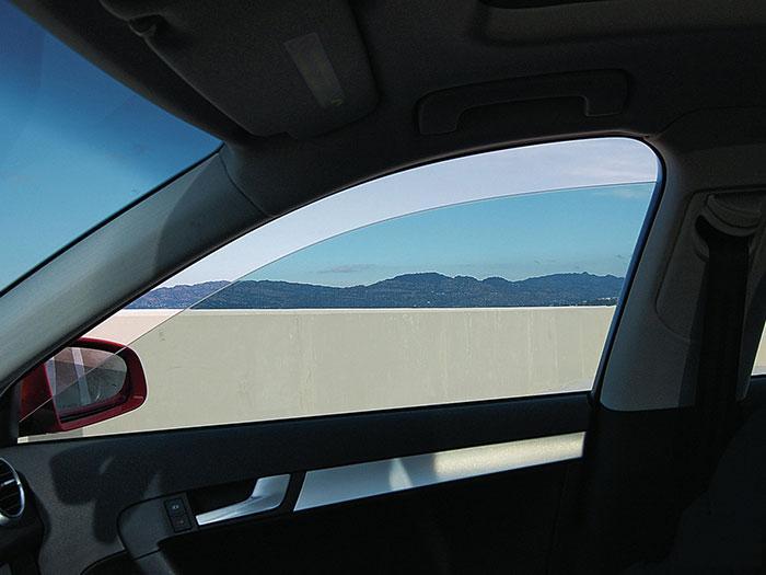 Атермальная плёнка для стекла