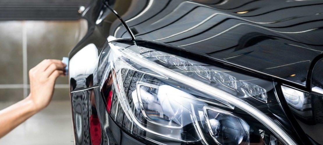 Керамическое покрытие на автомобиль в Заречье